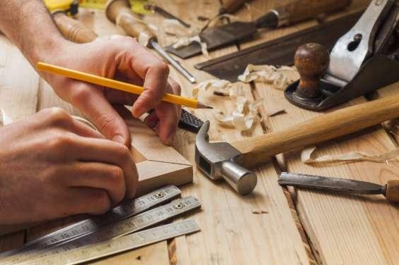 Servicio de carpintería a domicilio!! en rosario