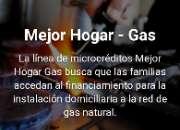 Gas Natural en 60 cuotas !!! Gasista matriculado
