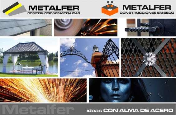 Herreria metalfervgb construcciones metálicas