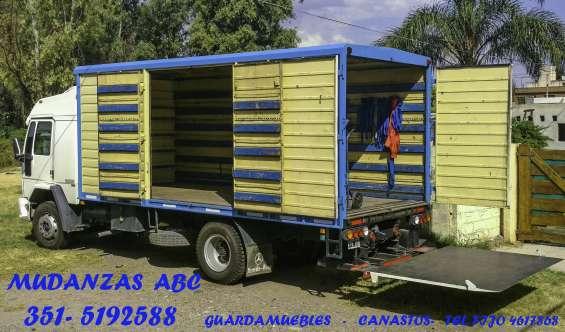 Fotos de Mudanzas guardamuebles y fletes abc 3