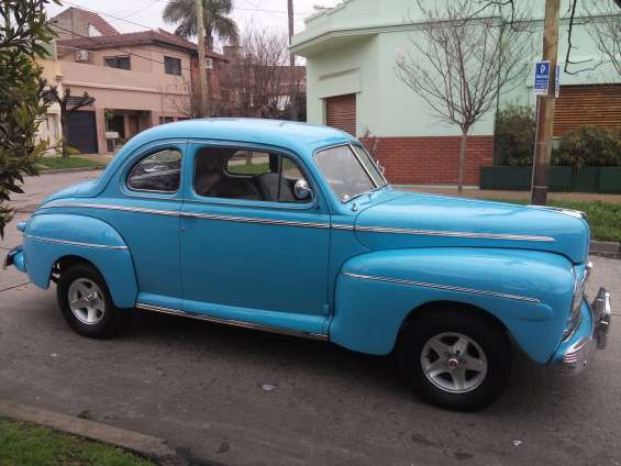 Vendo auto ford 46 coupe