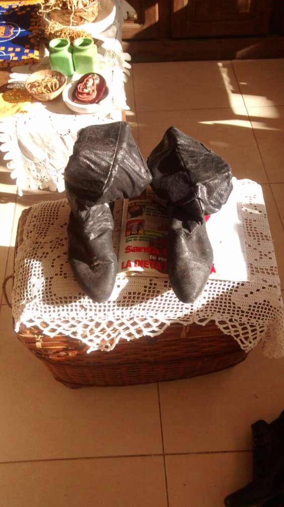Fotos de Bota texana cuero cabretilla muj, 37 $ 850