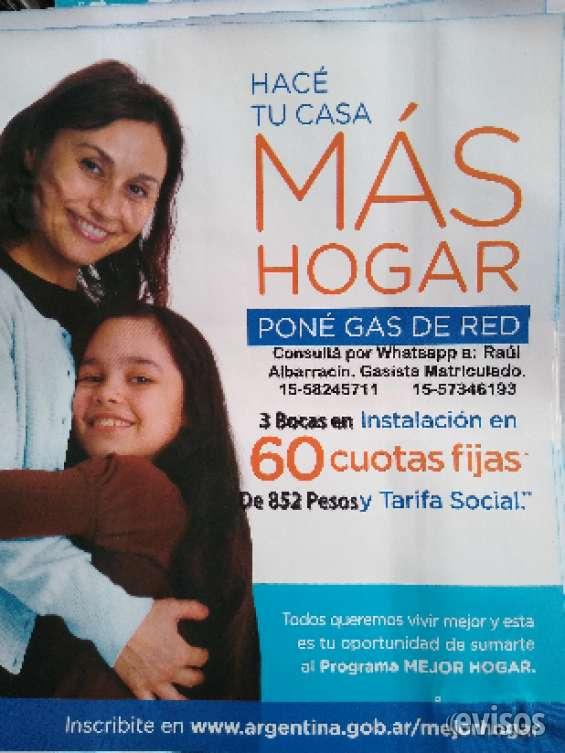Fotos de Gas natural en 60 cuotas!!!plan mejor hogar gas 3
