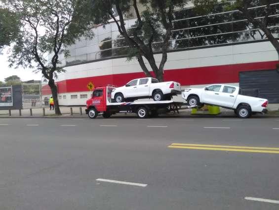 Remolques para automotores en parque chacabuco cel1170079640