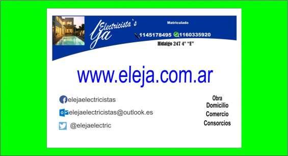 Eleja electricistas