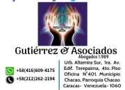 Venezuela  argentina ¡ apostillar documentos! exequatur sentencia! divorcios exterior