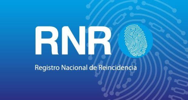 logo del Registro Nacional de Reincidencia