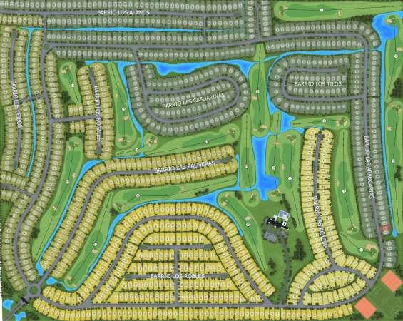 Remato lote 20x60 con lago haras 3 (colegio, spa y golf) financiado
