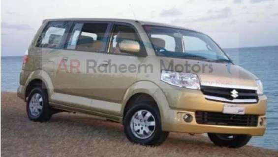 Suzuki apv for rent in islamabad rawalpindi