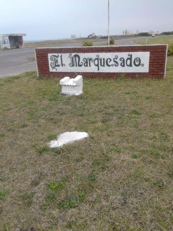 Dueño vende lote en esquina 427 m2 country el marquesado