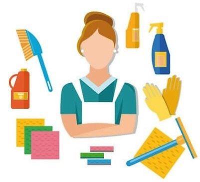 Busco empleo de domestica