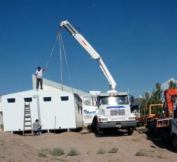 Fotos de Hidrogrúas. transporte cargas pesadas, cargas generales y cargas peligrosas. 3