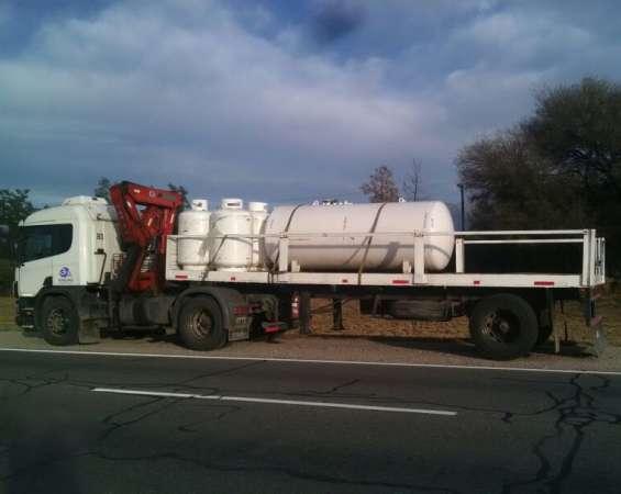 Fotos de Hidrogrúas. transporte cargas pesadas, cargas generales y cargas peligrosas. 2