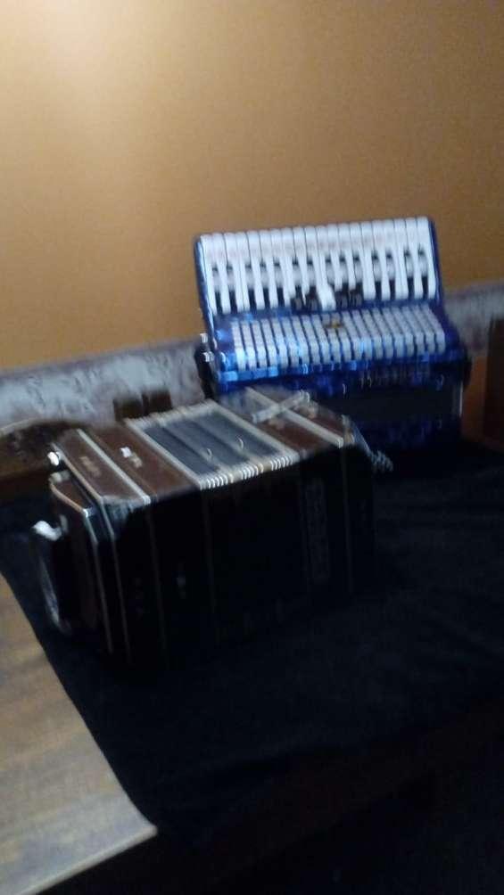 Clases de bandoneon y acordeon nuevo metodo facil sin estudio