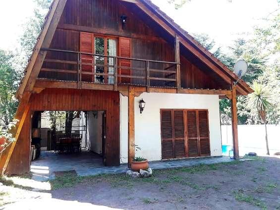 Linda casa en villa carlos paz, alquiler temporario, a 1 cuadra del río