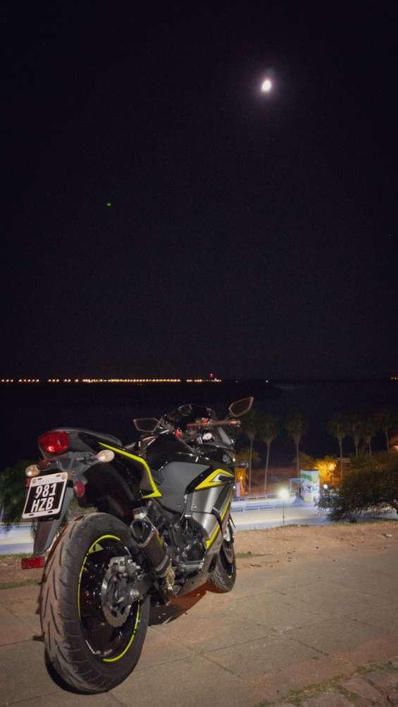 Fotos de Vendo kawasaki ninja 250r 2012 10.800 millas 1