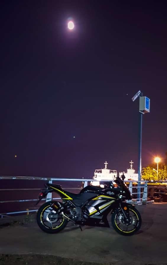 Fotos de Vendo kawasaki ninja 250r 2012 10.800 millas 2