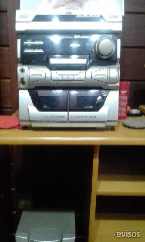 Jvc j100 equipo de audio