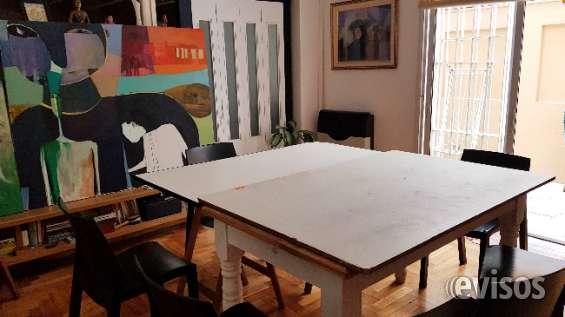 Alquiler sala x hora taller de arte, cursos, clases, seminarios, charlas