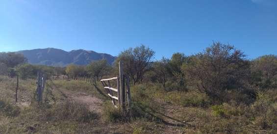 Cerro uritorco capilla del monte córdoba lotes $ 190.000 dueño vende