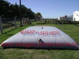 Tanque bolsa (cisterna flexible)