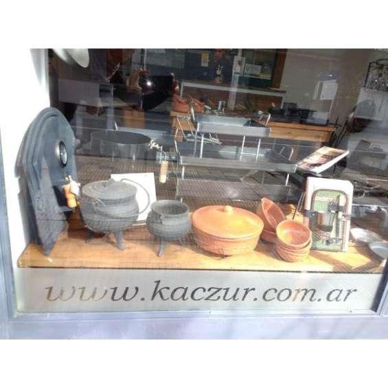 Fotos de Puerta para horno de barro fundicion de hierro kaczur 1