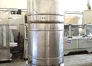 Nro. de stock: 44  tanque acero inoxidable 1.100 litros