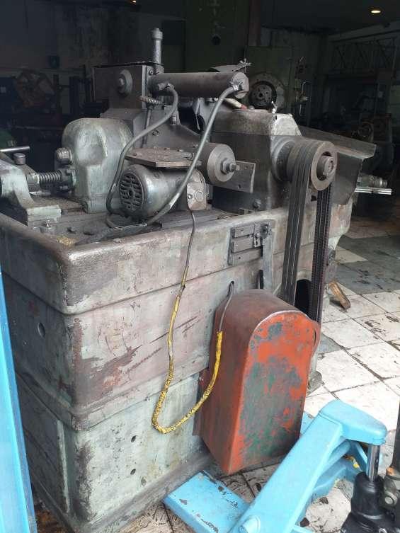 Vendo maquina rectificadora industrial