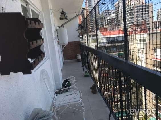 9mtr de balcón  vista abierta