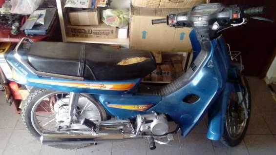 Moto 110 cc. guerrero flasth g110