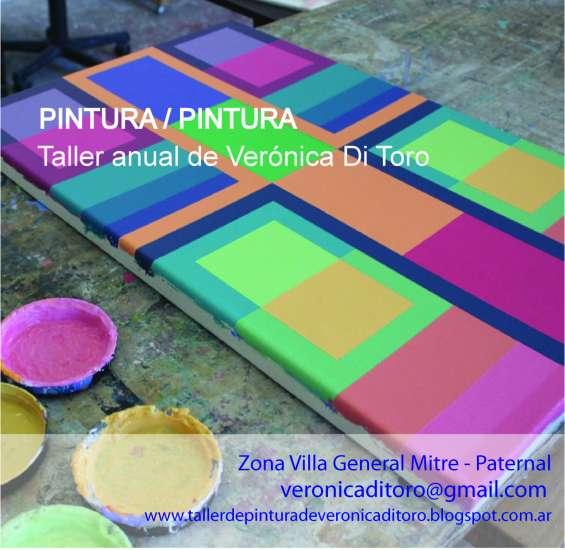 Taller de dibujo y pintura para jóvenes y adultos en villa general mitre - paternal