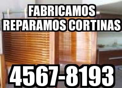 Reparación de cortinas y persianas 4567-8193