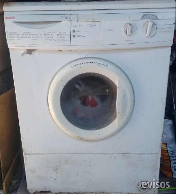 Vendo lavarropa semiautomatico bosh