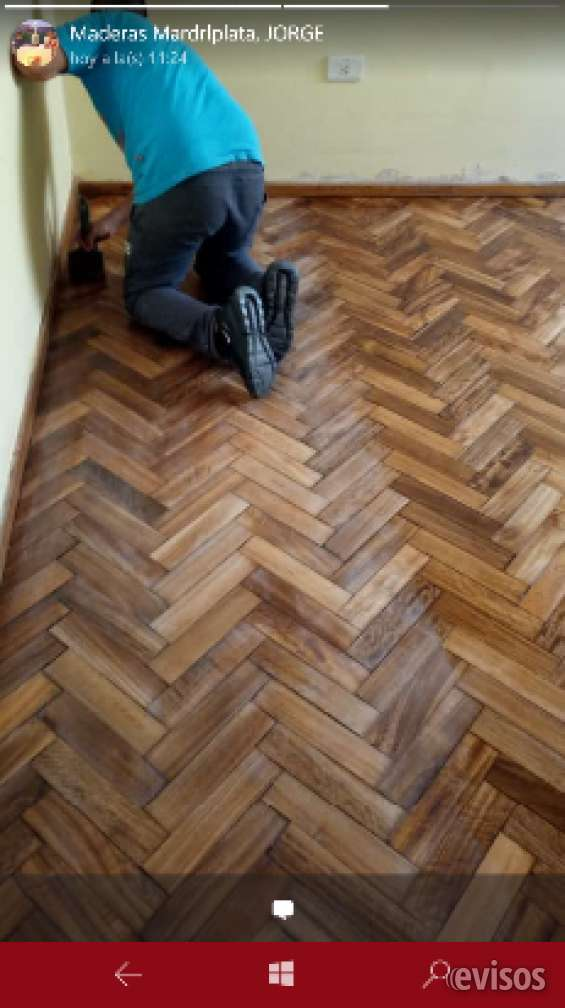 Fotos de Pulido pisos de maderas, arreglos,hidrolaqueado, plastificado 2