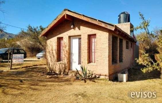 Se vende casa en capilla del monte