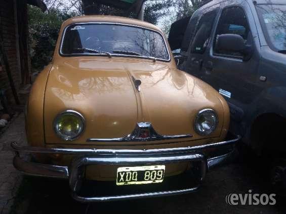 Renault douphine
