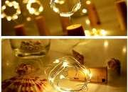 Usado, 13 corchos de luces led paradecorar segunda mano  Argentina