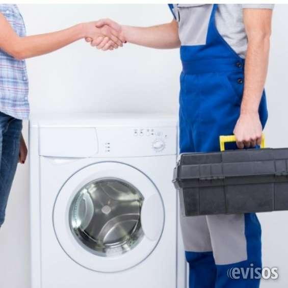 Servicio técnico de lavarropas y lavavajillas