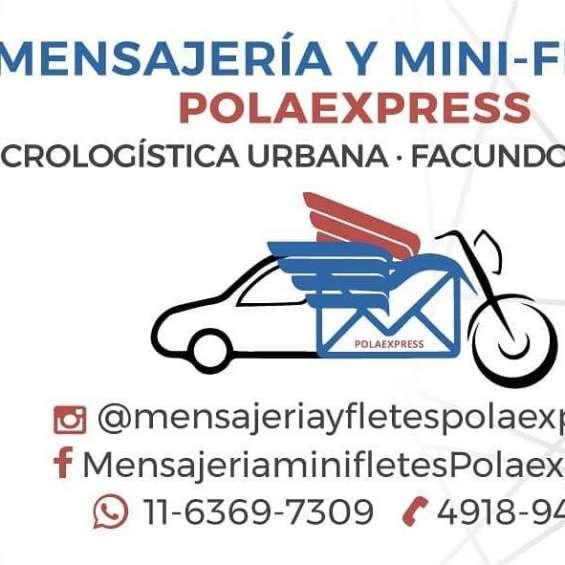 Transporte y mensajeria polaexpress