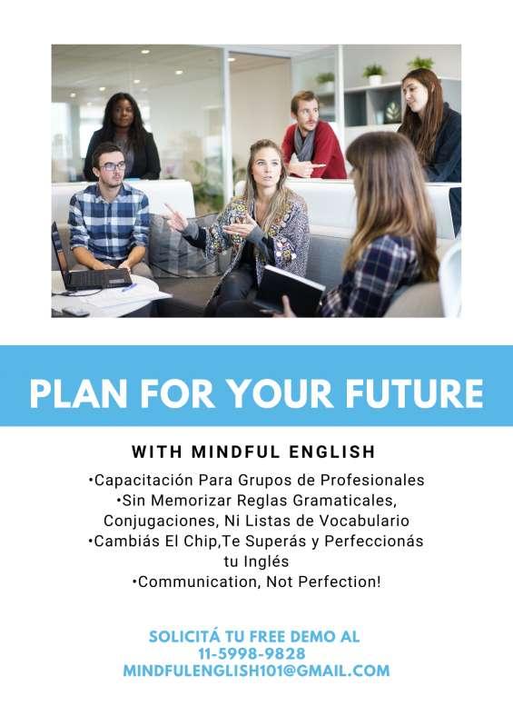 The mindful english conversation club
