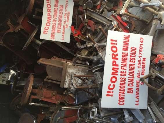 Fotos de Compro cortadoras manuales antiguas berkel y otras 7