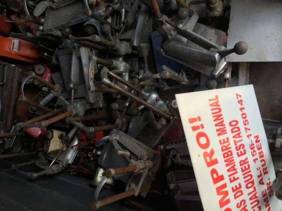 Fotos de Compro cortadoras manuales antiguas berkel y otras 8