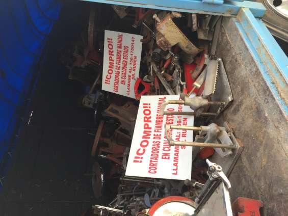 Fotos de Compro cortadoras manuales antiguas berkel y otras 2