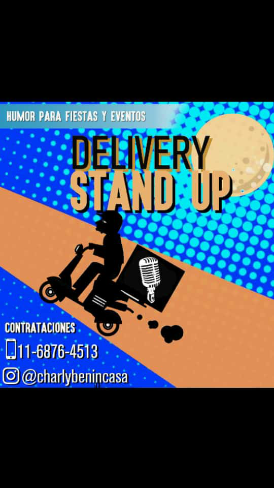 Stand up para fiestas bs as/wspp 156876-4513