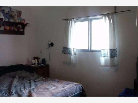 Dormitorio con vista al oeste.