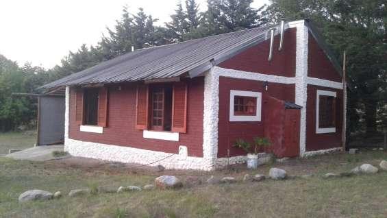 Cabaña para alquilar en villa del dique