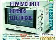 Servicio técnico de horno eléctrico.