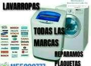 Servicio técnico de lavarropas.