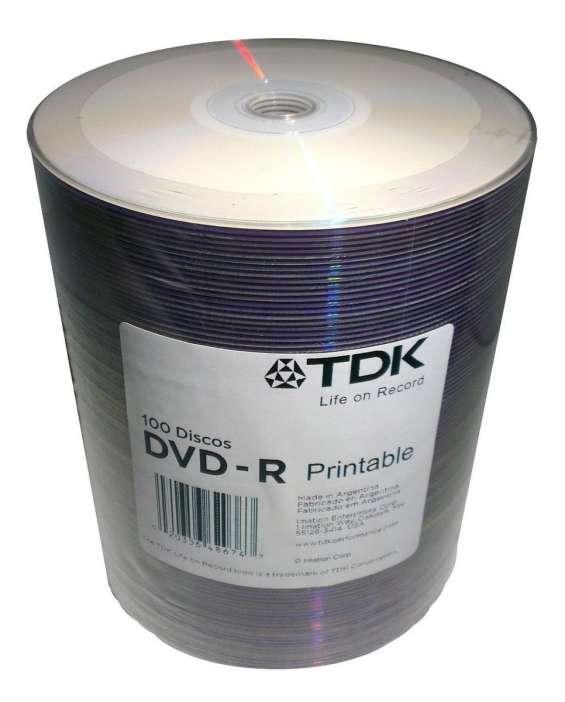 Cd y dvd virgen, dual layer , blu ray
