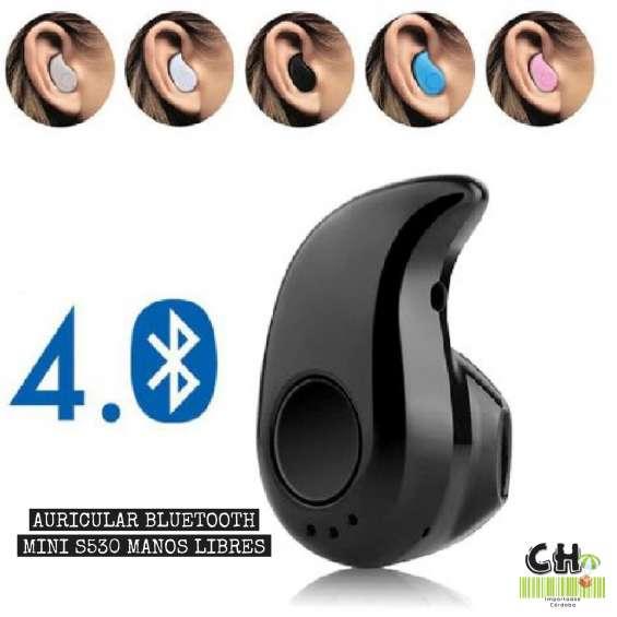 Mono-auricular bluetooth - mini s530 manos libres